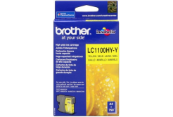 Brother LC-1100HYY galben (yellow) cartus original