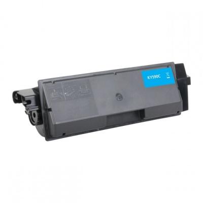Kyocera Mita TK-590 azuriu (cyan) toner compatibil