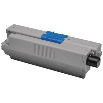 OKI 44973535 azuriu (cyan) toner compatibil