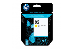 HP 82 C4913A galben (yellow) cartus original