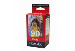 Lexmark 90 12A1990E foto color cartus original