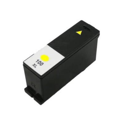 Lexmark 100XL 14N1071 galben (yellow) cartus compatibil