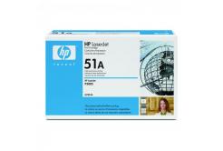 HP toner original Q7551A, black, 6500 pagini, HP LaserJet P3005, M3035mfp, M3027mfp, speciální c