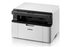 Brother DCP-1510E multifunctionala laser - A4, A4 sken, 20ppm, 16MB, 600x600copy, GDI, USB, alb