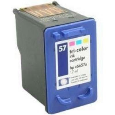 HP 57 C6657A color cartus compatibil