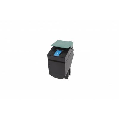 Lexmark C540H1CG azuriu (cyan) toner compatibil