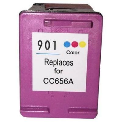 HP 901XL CC656A color cartus compatibil