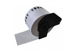 Brother DK-22205F, 62mm x 30,48m, (film) alb, rola etichete compatibila