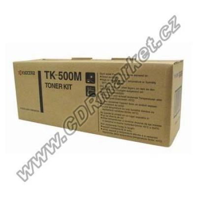 Kyocera Mita TK-500M purpuriu (magenta) toner original