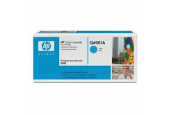 HP 124A Q6001A azuriu (cyan) toner original