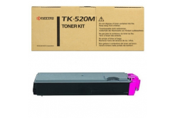 Kyocera Mita TK-520M purpuriu (magenta) toner original