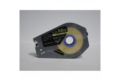 Tub termocontractabil pentru Canon / Partex 3476A086, 3:1, 3mm x 5m, galben