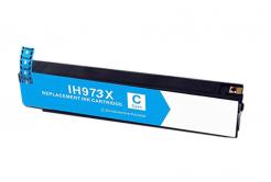 HP 973X F6T81AE azuriu (cyan) cartus compatibil