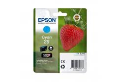 Epson T29824022, T29 azuriu (cyan) cartus original