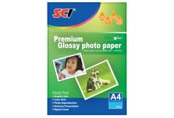 SCI GPP-200 Glossy Inkjet Photo Paper, 200g, A4, 20 buc., hârtie foto lucioasa