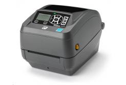 Zebra ZD500 ZD50042-T0E2R2FZ TT imprimante de etichetat, 203 dpi, USB/RS232/Centronics Parallel/LAN/802.11abgn , BT, ROW