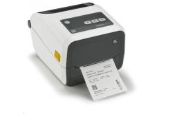 Zebra ZD420 Healthautoe ZD42H42-C0EW02EZ TT (cartridge) imprimante de etichetat, autotridge, 8 dots/mm (203 dpi), MS, RTC, EPLII, ZPLII, USB, BT, Wi-Fi, alb