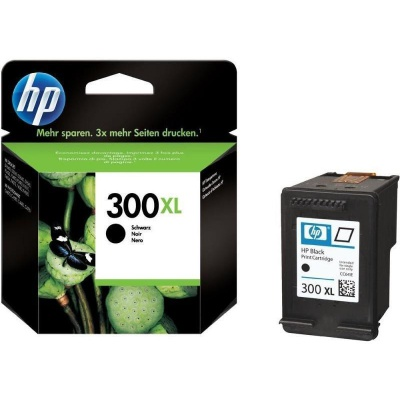 HP 300XL CC641EE negru (black) cartus original