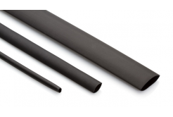 Partex smršťovací bužírka HSDW 3 -12, 3:1, 4,0-12,0 mm, 1,2 m, černá