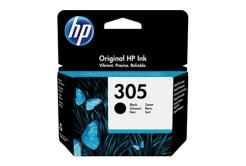 HP originální ink 3YM61AE, HP 305, black, HP