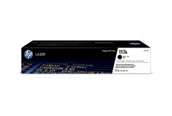 HP 117A W2070A negru (black) toner original