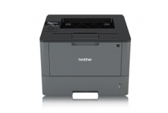 Brother HL-L5000D imprimanta laser - A4, 40ppm, 1200x1200, 128MB, PCL6, USB 2.0, DUPLEX