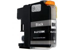 Brother LC-123 negru (black) cartus compatibil