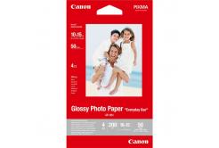 "Canon GP-501 Glossy Photo Paper, hartie foto, lucios, alb, 10x15cm, 4x6"", 210 g/m2, 50 buc, 0775B081"