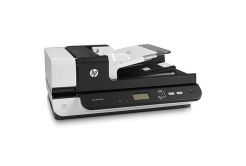 HP Scanjet Enterprise Flow 7500 Flatbed Scanner (A4,600x600,USB 2.0)