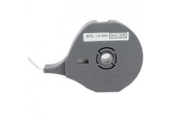 Bandă adezivă Biovin LS-09W, 9mm x 8m, alb