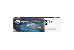 HP 973X L0S07AE negru (black) cartus original