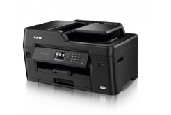 Brother MFC-J3530DW multifunctionala inkjet color - 22ppm 128MB 1200x4800 USB LAN WiFi duplex A4 50ADF
