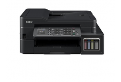 Brother MFC-T910DW multifunctionala inkjet color - A4, 12ppm, 128MB, 6000x1200, USB, WIFI, LAN, ADF 20, TANK FAX DUPLEX