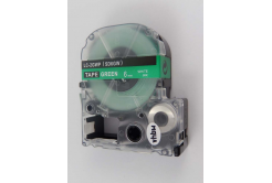 Epson LC-SD6GW, 6mm x 8m, text alb / fundal verde, banda compatibila