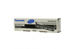 Panasonic KX-FAT411E negru toner original