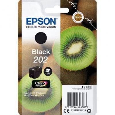 Epson 202 C13T02E14010 negru (black) cartus original
