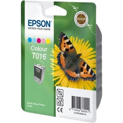 Epson C13T016401 color cartus original