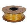 Marcaj tub din PVC rotund cu grosimea BA-20Z, 2 mm, 200 m, galben
