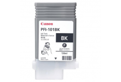 Canon PFI-101BK, 0883B001 negru (black) cartus original