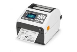 Zebra ZD620 ZD62H43-D0EL02EZ Healthcare DT imprimante de etichetat, LCD, 300 dpi, USB, USB Host, Serial, LAN, 802.11, BT ROW