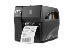 Zebra ZT220 ZT22043-D0E000FZ DT imprimante de etichetat, 300 DPI, , RS232, USB, TEAR