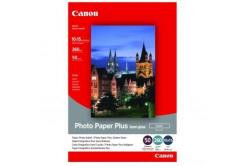 """Canon SG-201 Photo Paper Plus Semi-Glossy, hartie foto, semi lucios, satin, alb, 10x15cm, 4x6"""", 50 buc"""