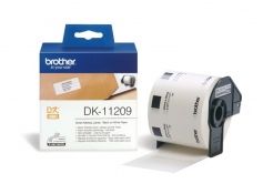 Brother DK-11209, 29mm x 62mm, rola etichete original