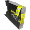 Brother LC-1240 / LC-1280 galben (yellow) cartus compatibil