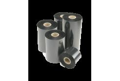 Honeywell thermal transfer ribbon, TMX 2010 / HP06 wax/resin, 110mm, 25 rolls/box, negro