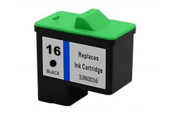 Lexmark 16 10N0016 negru cartus compatibil