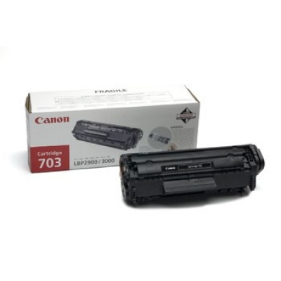 Canon CRG-703 negru (black) toner original