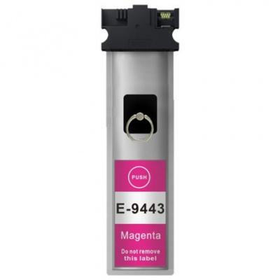 Epson T9443 purpuriu (magenta) cartus compatibil