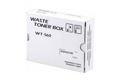Kyocera toner rezidual compatibil WT560, 302HN93180, 15000 pagini, Kyocera FS-C 5100DN/C, 5200DN/C, 5300DN