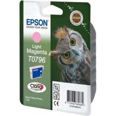 Epson C13T079640 purpuriu deschis (light magenta) cartus original